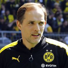 Borussia Dortmund sack manager Thomas Tuchel three days after winning German Cup