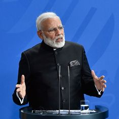 India is looking at quantum jump in economic ties with Germany, says Narendra Modi
