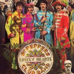 Fifty years ago today: How I fell in love with Sgt Pepper's Lonely Hearts Club Band all over again