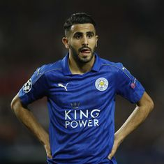 Stand-off with Leicester over City's botched deal puts Mahrez's career at a crossroads