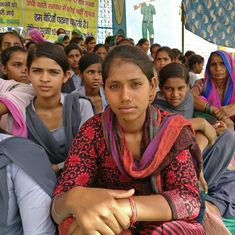 School is still too far for many girls in Haryana, and they are now rising in protest