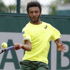 Tennis: French Open bans Maxime Hamou for trying to kiss reporter on live TV