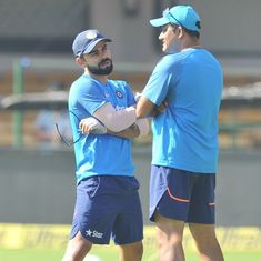 BCCI top brass asks for manager's report on the Virat Kohli-Anil Kumble row