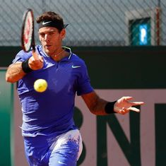 Could Juan Martin del Potro's French Open return see him continue from where he left off?