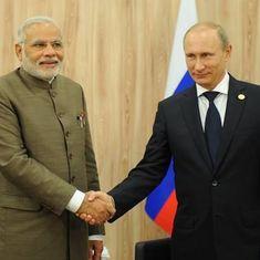 क्यों नरेंद्र मोदी के लिए इस यात्रा में रूस सबसे महत्वपूर्ण हो गया है