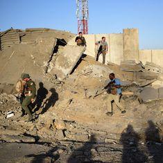 Kabul: Afghanistan intelligence blames Taliban-allied Haqqani network for deadly blast