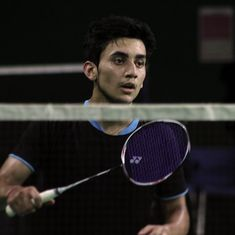 It's a bronze for Lakshya Sen at badminton world juniors after losing to top seed in semi-finals