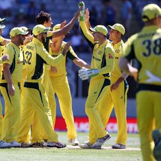 Champions Trophy: Australia's fiery pace quartet gives them the edge in England