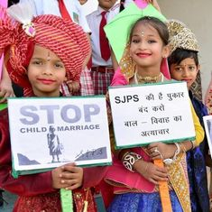 Marriages of underage girls in India have halved since 2006, bringing down global numbers: Unicef