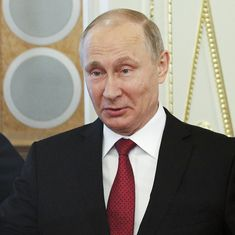Russian government did not hack US election, it may have been done by 'patriotic persons': Putin