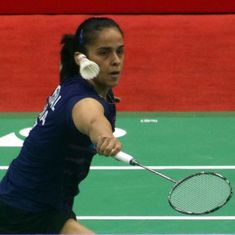 Saina Nehwal cautious after breezing through her first match at the World Championships