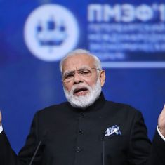 If you know anyone with black money, warn them, PM Narendra Modi tells chartered accountants