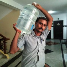Chennai is heavily dependent on packaged water – what happens when the supply stops?