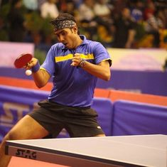 India's Sharath Kamal to play for RP-SG Mavericks in Ultimate Table Tennis League