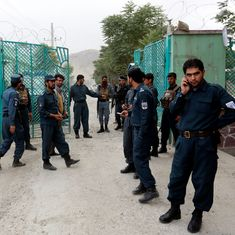 Afghanistan: At least 12 killed as explosions rock funeral for politician's son in Kabul