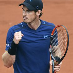 Andy Murray fights off stiff challenge from Juan Martin del Potro to enter French Open fourth round