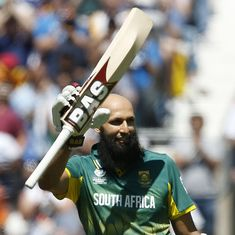 Hashim Amla, Imran Tahir steer South Africa to a comfortable 96-run win over Sri Lanka