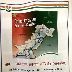 Map in new Congress booklet shows J&K as 'Indian occupied Kashmir', BJP demands apology