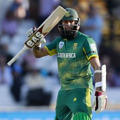 Champions Trophy: The understated Hashim Amla is slowly finding his place among the game's greatest