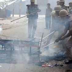 Uttar Pradesh: Two arrested in connection with Saharanpur violence last month