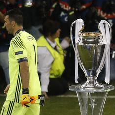 This will be Gianluigi Buffon's final season unless Juventus win Champions League