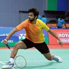 Fitness is the key to change in fortunes, says Sai Praneeth after back-to-back title wins