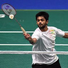 B Sai Praneeth credits changed mindset for successful fightback in Thailand Grand Prix Gold final