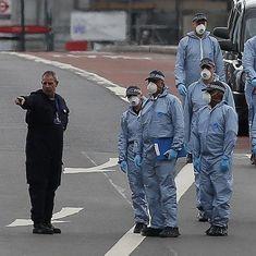 लंदन में आतंकी हमला, फिलहाल तीन लोगों के घायल होने ख़बर