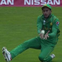 Pakistan's sloppy catching takes the limelight again as Yuvraj Singh, Virat Kohli cash in