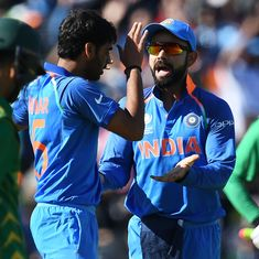 India extend dominance over Pakistan in ICC events with comfortable 124-run win