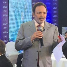 NDTV co-founder Prannoy Roy's home raided by CBI