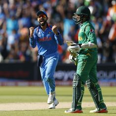 While Pakistan wilted under pressure, India did the opposite and that made the difference