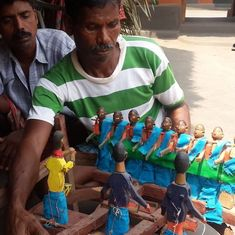 Santhal Pargana's indigenous art forms are on the verge of extinction