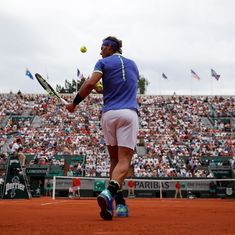 If the French Open is the 'Murder Wall' of tennis, Rafael Nadal is its irresistible force