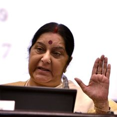 Sushma Swaraj-led Group of Ministers approves draft National Policy for Women
