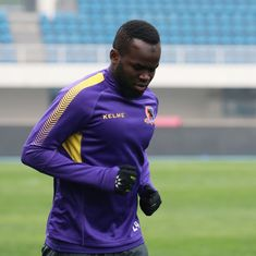 Former Newcastle player Tiote 'suddenly fainted' at training before dying in hospital: Club