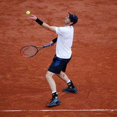 French Open, Day 9 highlights: Murray's tribute to attack victims, Halep's charge and more