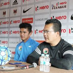 Lajong coach Thangboi Singto's contract not renewed owing to uncertainties surrounding league future
