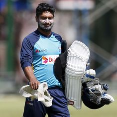 Young Sri Lanka should play with arrogance against India, writes Sangakkara