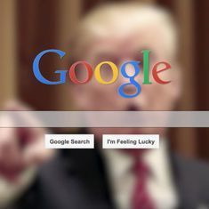 Watch: What if you never had to look at Donald Trump's face online ever again?