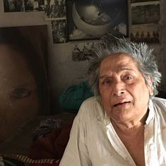 Why an 80-year-old Indian transgender person chooses a home in a graveyard over 'normal' life