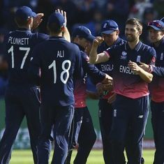 Batting: check. Bowling: check. England showed why they are the team to beat in Champions Trophy