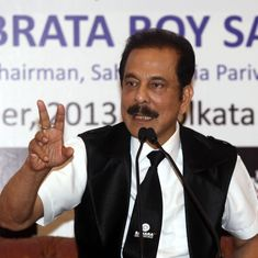Sahara is obstructing the auction of its Aamby Valley project, Sebi tells Supreme Court