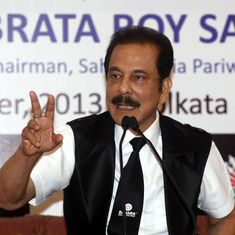 Sebi-Sahara case: SC warns Subrata Roy against 'dishonouring' deadline for Rs 552.21 crore deposit