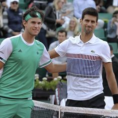 Some people liked him the most: Djokovic on semi-final opponent Thiem being called Ringo Starr