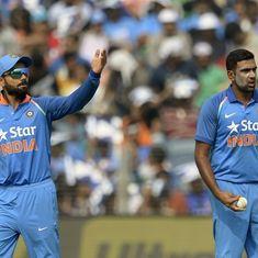 ICC Men's T20 World Cup: Ashwin named in 15-member Kohli led squad; Dhoni named mentor