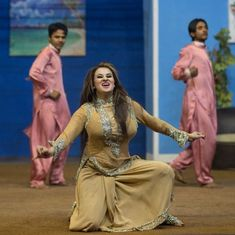 'We navigate a man's world in female bodies': Surviving as a modern mujra dancer in Pakistan