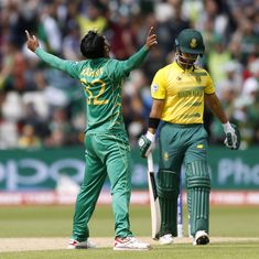 Against South Africa, Pakistan proved once again why you can't ever make sense of their cricket