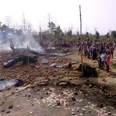 Balaghat fire: Toll rises to 25, CM Shivraj Singh Chouhan announces compensation