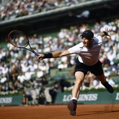 By reaching the semis despite being out of form, Andy Murray has shown why he is the world No 1